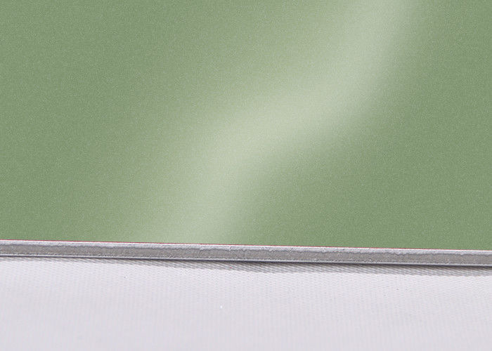 3MM Multi Color Brushed Aluminum Composite Panel ACP Sheet For Kitchen , Furniture , Signage