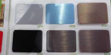 Brushed Aluminium Composite Panel